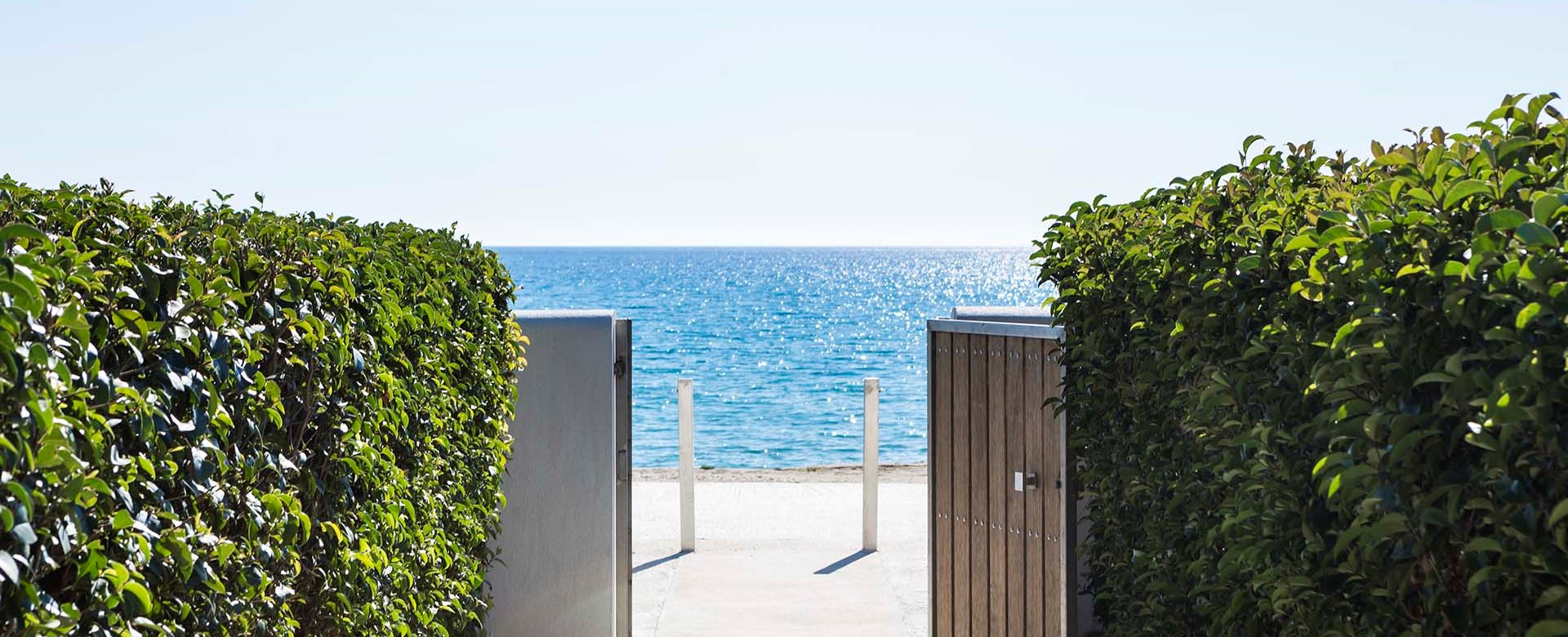 Step out of the Beachfront Suites, straight onto the coastline at Lourdata, Kefalonia