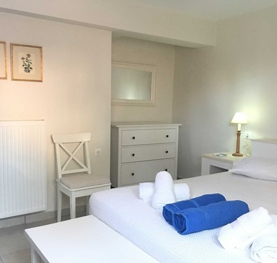 Plenty of room to store your possessions during your holiday in Casa Elena, Melissani Apartments, Karavomilos, Kefalonia, Greek Islands
