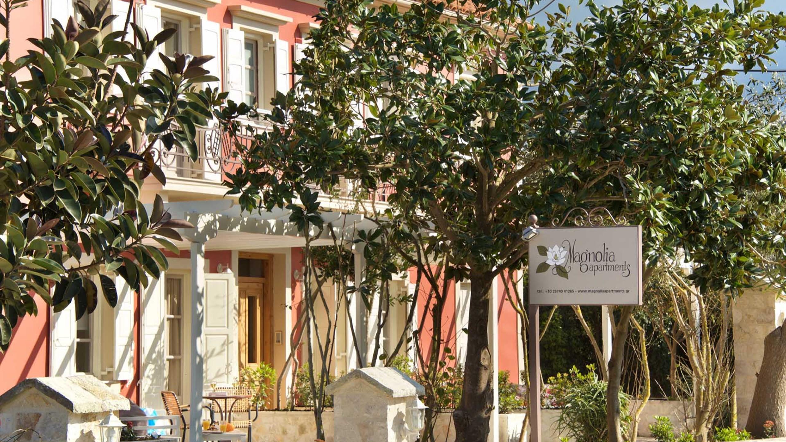 Magnolia Apartments Superb Boutique Apartments Close To Fiscardo